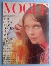 Vogue Magazine - 1970 - January